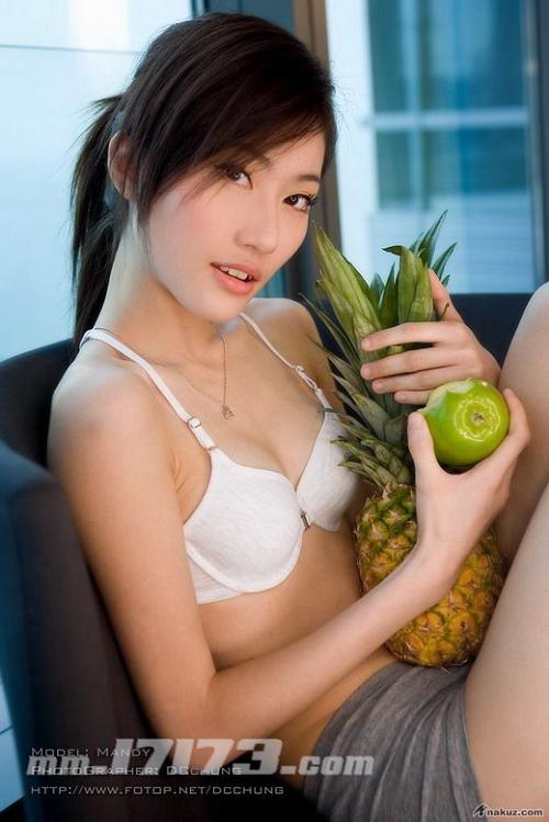 香港18岁美女mandychan
