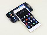 2000元档4G ELIFE S5.5L对比S4 I9508V