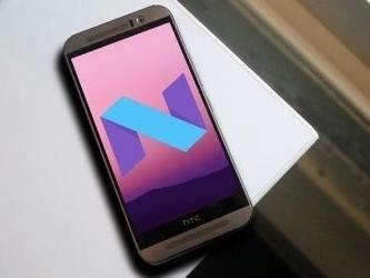 HTC M9收到安卓7.0推送 国行要等明年