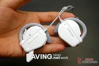 苹果风格 三星推出最新款蓝牙耳机产品