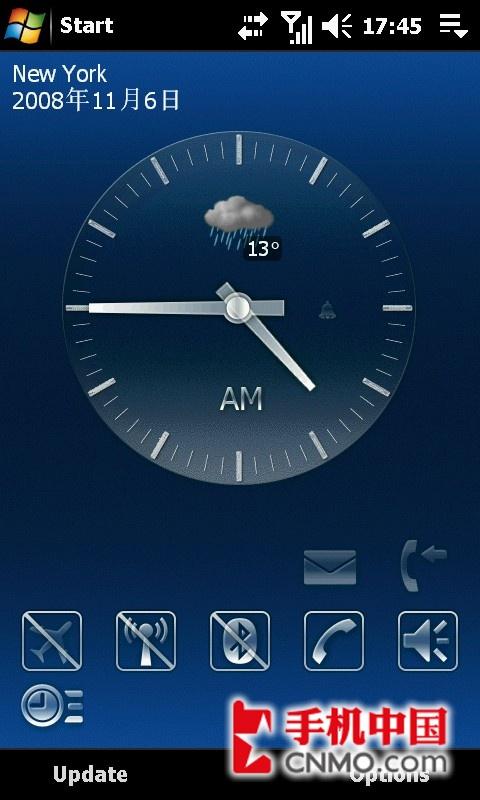 桌面时钟日历_超大时钟桌面主题插件介绍 - CNMO