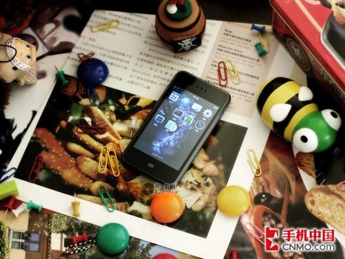 魅族手机真机终曝光 M8首度测前美图赏