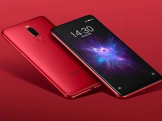 魅族Note 8焰红版今日开售 1298多彩时尚