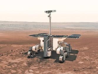 火星有生命?ExoMars探测器将开始探索