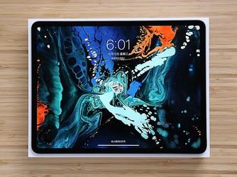 iPad Pro 2018评测 精彩不止全面屏!
