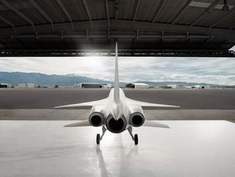 Boom Supersonic为超音速客机筹资1亿美元