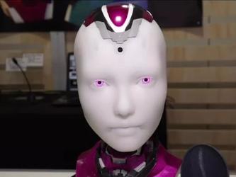 Alexa对不过这下要他与为敌话机器人亮相CES2019 但这机器外形我服了