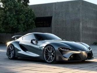 燃爆全场!丰田Supra GT4概念赛车将亮相日内瓦车展
