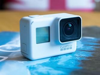 GoPro 7 Black居然出白色了?女友礼物终于有着落了