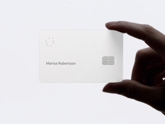 苹果信用卡Apple Card正式发布!每日返现最高返3%