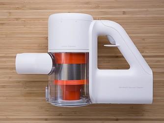 宅小秘知识课堂:把米家手持无线吸尘器放冰箱 要几步
