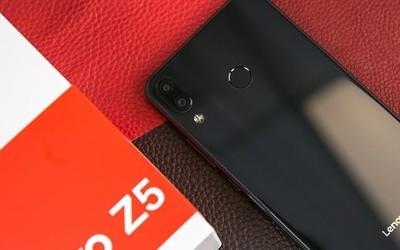 联想Z5 Android9.0更新日志 增人脸识别/U-Touch手势