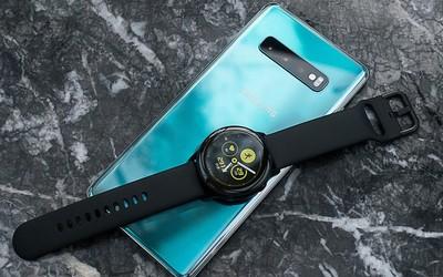 三星Galaxy Watch Active體驗 輕薄舒適的生活最佳伴侶