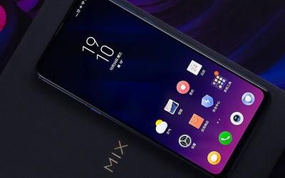 小米MIX 4参数配置曝光 或搭载屏下镜头实现全面屏