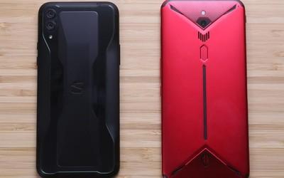 黑鲨2对比红魔3电竞游戏手机 谁是玩家们的心头好?