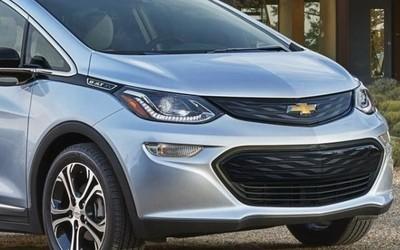 雪佛兰秘密测试Bolt EUV 全副武装隐约可见SUV设计