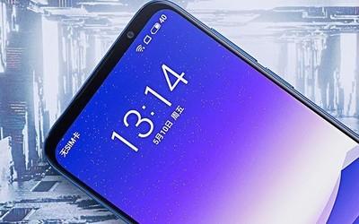 魅族16Xs采用对称屏设计 大电池/屏下指纹/三镜头