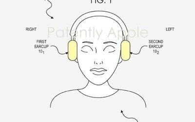 苹果获耳机降噪技术相关专利 降噪式头戴耳机快来了?
