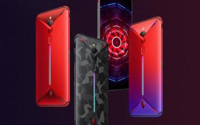 """红魔3获鲁大师""""最强性能手机""""称号 现在入手仅2799元"""