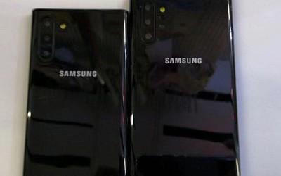 三星Note10/Note10+真机提前上手 外观惊艳看完必买