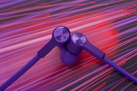 带你进入梦幻迷离的美妙境界 华为Freelace耳机仲夏紫图赏