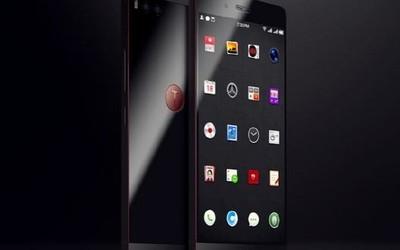 坚果手机官微爆料新机今年发 TNT都来了手机还会远么