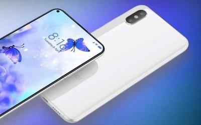 小米首个挖孔屏手机要发了?这三款外观设计你选谁?