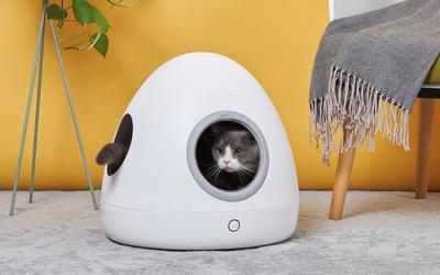 """小米有品816推多款新品 """"猫主子""""最爱的智能猫窝来了"""