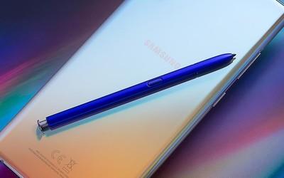 国行三星Note10系列发布 首发5G/S Pen新升级6599起