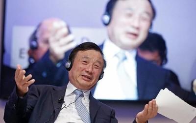 任正非:华为有意向出售5G技术来制造一个竞争对手