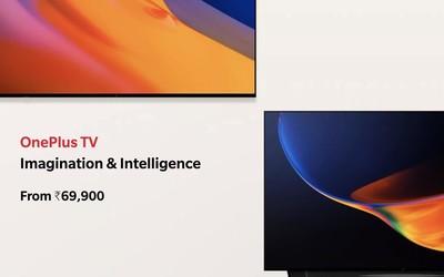 一加电视Q1/Q1 Pro发布 搭载4K QLED面板定位高端