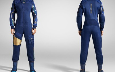 Under Armor发布太空服套装 专为维珍银河用户设计