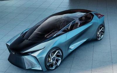 雷克萨斯概念车首次亮相2019东京车展 支持无线充电