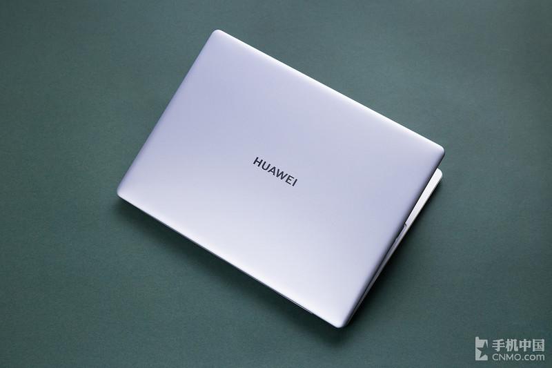 HUAWEI MateBook 13 锐龙版图赏:2K全面屏 显示更清晰