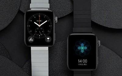 手表装上MIUI系统是什么体验?小米智能手表给你答案