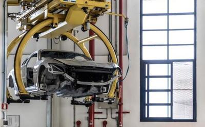 最后一辆玛莎拉蒂Gran Turismo下线 将进入电气化时代