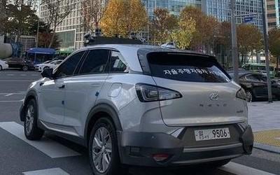 研发城市自动驾驶 现代与首尔市政府交换合作备忘录