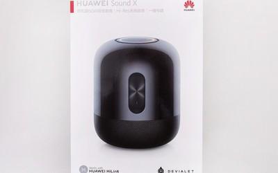 华为Sound X评测:帝瓦雷般的低音 那一刻我觅得了知音
