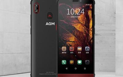 首款搭载国产虎贲芯片三防手机上线!AGM H2了解下