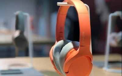 索尼全新h.ear时尚系列耳机发布 五种配色看完就爱了