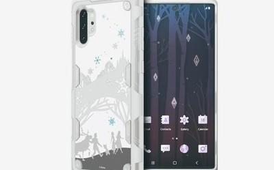 三星推出《冰雪奇缘2》主题配件 有手机壳和耳机套