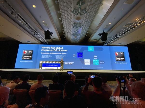 骁龙峰会首日仅仅是一个开始 高通首款5G SoC来袭!