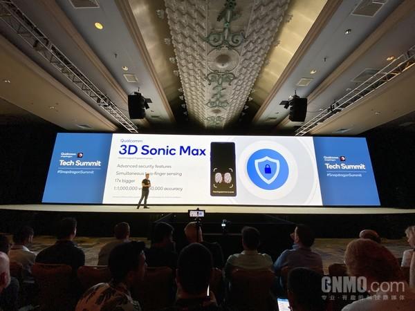 3D Sonic Max