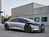 奔驰EQS纯电动轿车驾到 一款为了击败Model 3的车型