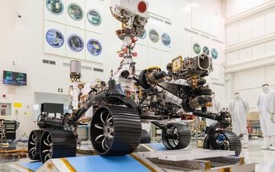 NASA 2020火星车已完成基础测试 2021年到达火星