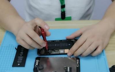 手機主板維修實操教學,主板各接口如何拖錫