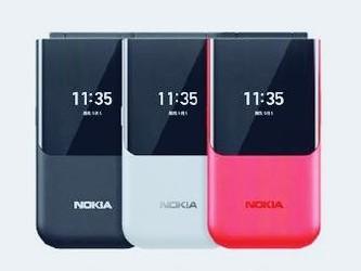 诺基亚2720功能机发布 双屏设计售599元已经开启预约