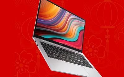 小米笔记本最高减800元!RedmiBook13只需4499元