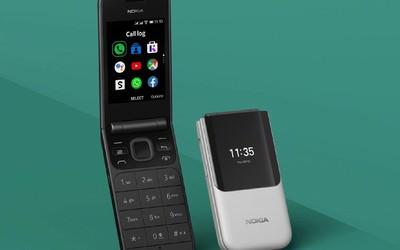 诺基亚为什么要推出翻盖造型的手机?官方这样回答