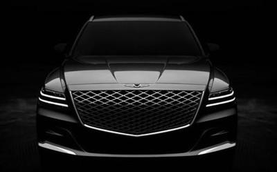 现代捷恩斯新年首发 改版SUV GV80将于本月正式推出